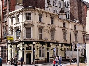 Vernon Pub, Liverpool