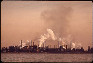 BETHLEHEM STEEL PLANT AT SPARROWS POINT - NARA...