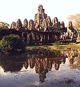 Đền Bayon tại Angkor, tk. 12