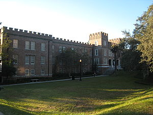 Bryan Hall, Florida State University, USA