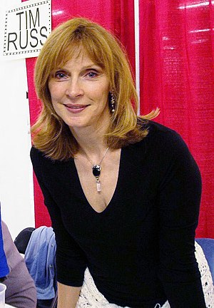 English: Actress Gates McFadden.