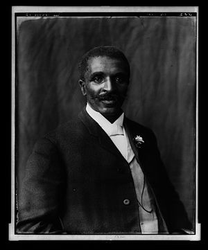 English: George Washington Carver (1864 – 1943...