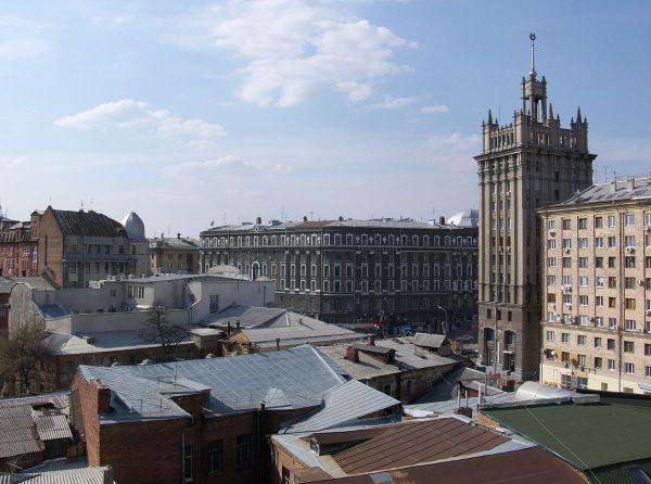 Площадь Конституции (Харьков) — Википедия