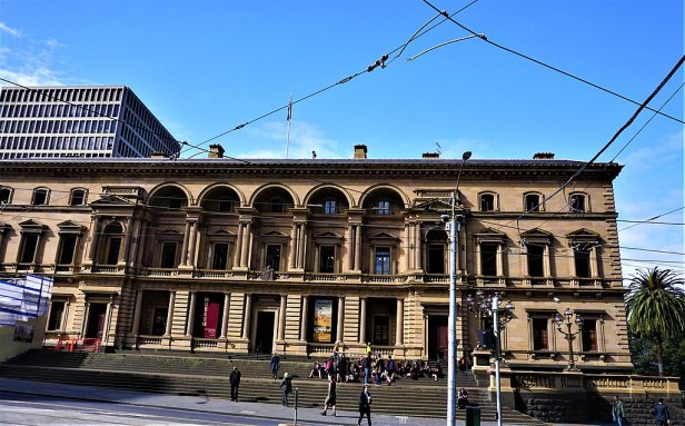 Old Treasury Building, Melbourne - www.joyofmuseums.com - exterior 2
