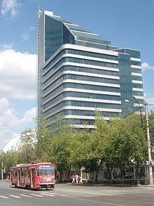 Улица 8 Марта (Екатеринбург) — Википедия