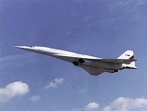 Тупољев Ту-144 — Википедија, слободна енциклопедија