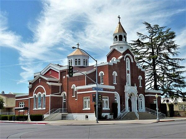 Churches in Fresno County, California