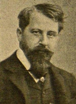 Austrian writer Arthur Schnitzler