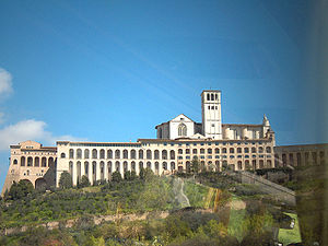 Closer look on the basilica and friary of St. ...