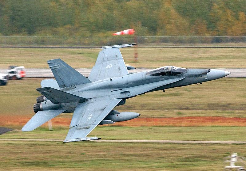 File:CF-18 Cold Lake Alberta.jpg