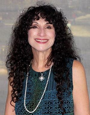 Diane Ackerman at the 2007 Texas Book Festival...