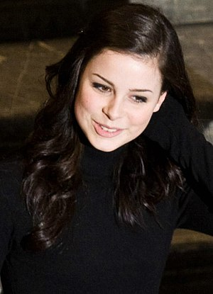 Lena Meyer-Landrut in Hanover, Germany, 17 Mar...