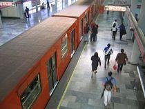 Hasta en el metro...