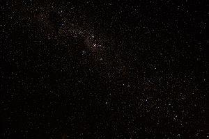 Milky way - southern hemisphere