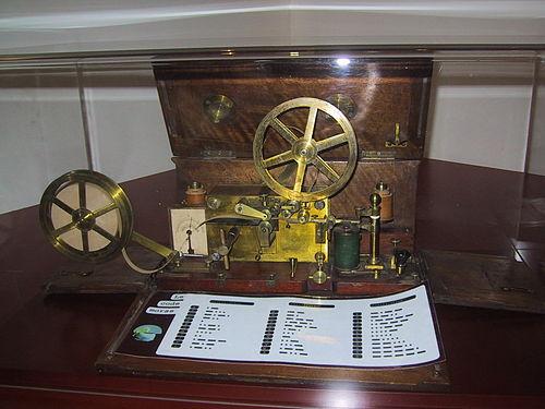 Morse Telegraph 1837