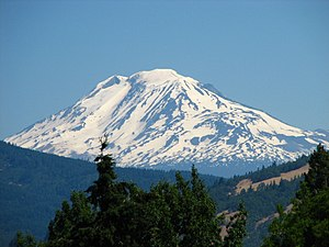 English: Mount Adams, Washington, United State...