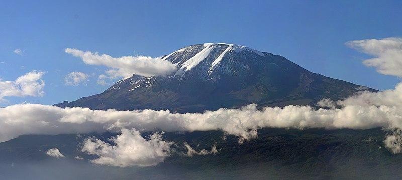 File:Mount Kilimanjaro.jpg