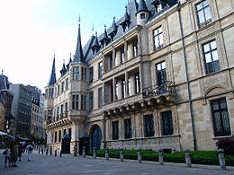 Palais Grand Ducal Wikipdia