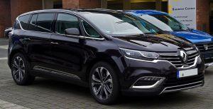 File:Renault Espace Initiale Paris ENERGY dCi 160 EDC (V) – Frontansicht, 18 Oktober 2015