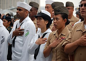 English: SAN DIEGO, Calif. (May 28, 2009) Sail...