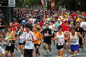 Scotiabank Toronto Waterfront Marathon 2008