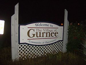 Welcome to the Village of Gurnee