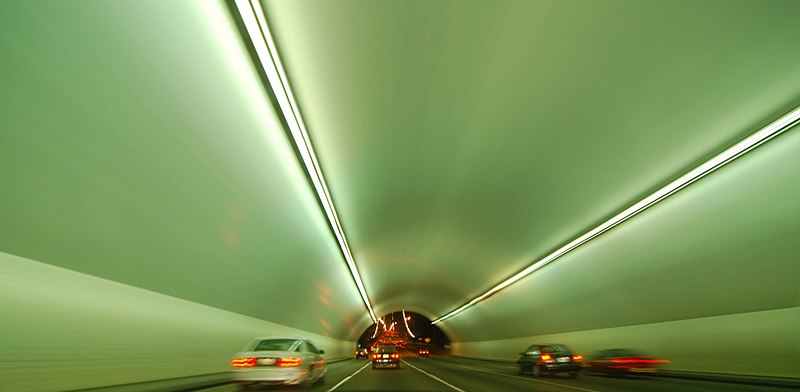 Top Deck of the Yerba Buena Tunnel