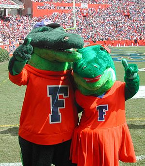 Albert and Alberta in the Swamp (Florida Field...