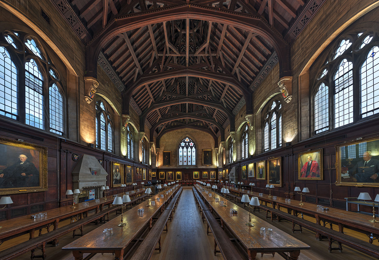 FileBalliol College Dining Hall Oxford Diliffjpg