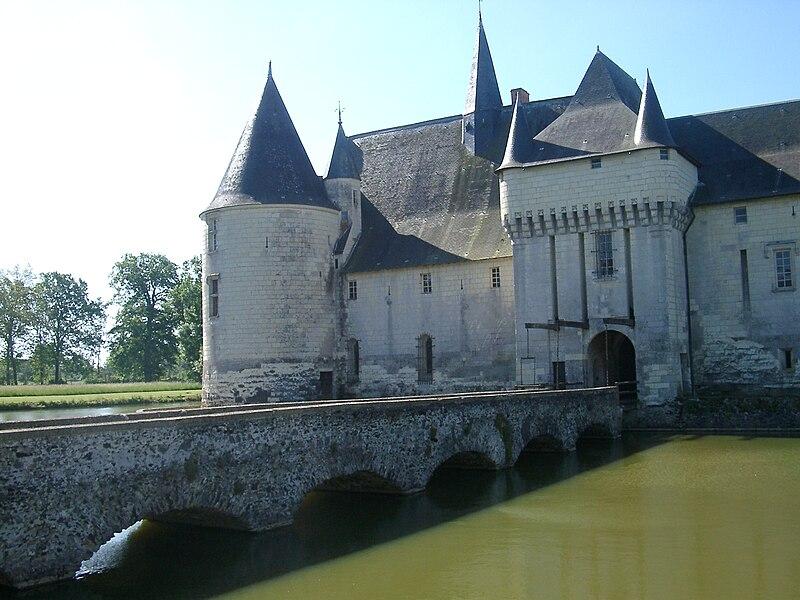 Château du Plessis-Bourre Vue NE no 03 2004-05-23