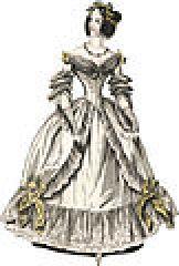 EVENING DRESSES Wihite satin robe.jpg