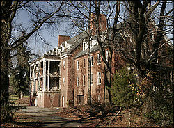 Glenn Dale Hospital in Glenn Dale, Maryland