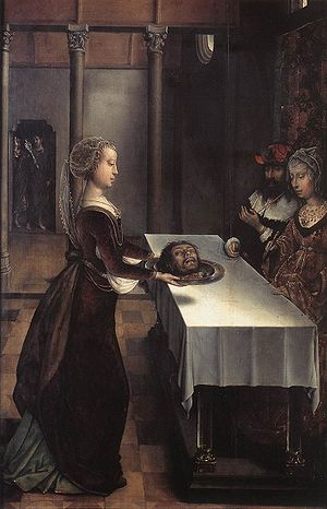 Herodias' Revenge Museum Mayer van den Bergh, ...