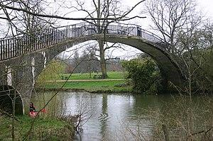 English: High Bridge High Bridge across the Ri...