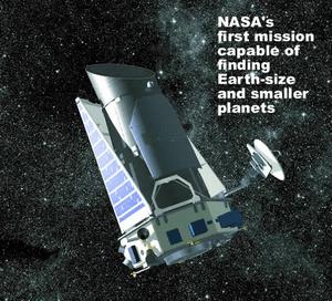 Kepler - Concepcao artistica