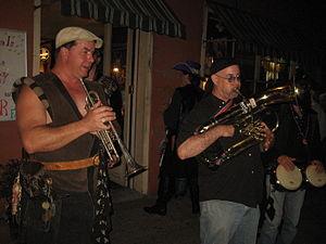"""Pyrate"" Pub Crawl, French Quarter, ..."