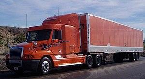 Schneider National Carriers 2006 Freightliner ...