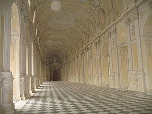 Reggia di Venaria Reale, Torino - interni cate...