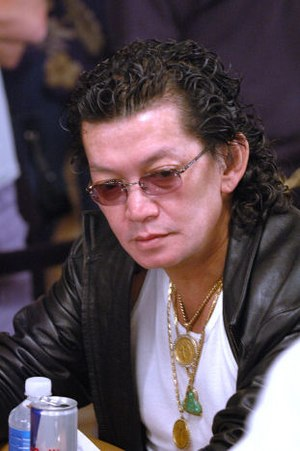 Scotty Nguyen in 2006 World Series of Poker - ...