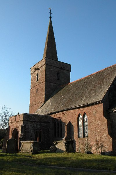 St Dubricius Church, Ballingham