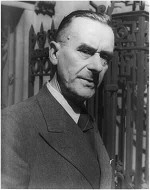 Thomas Mann, 20 April 1937