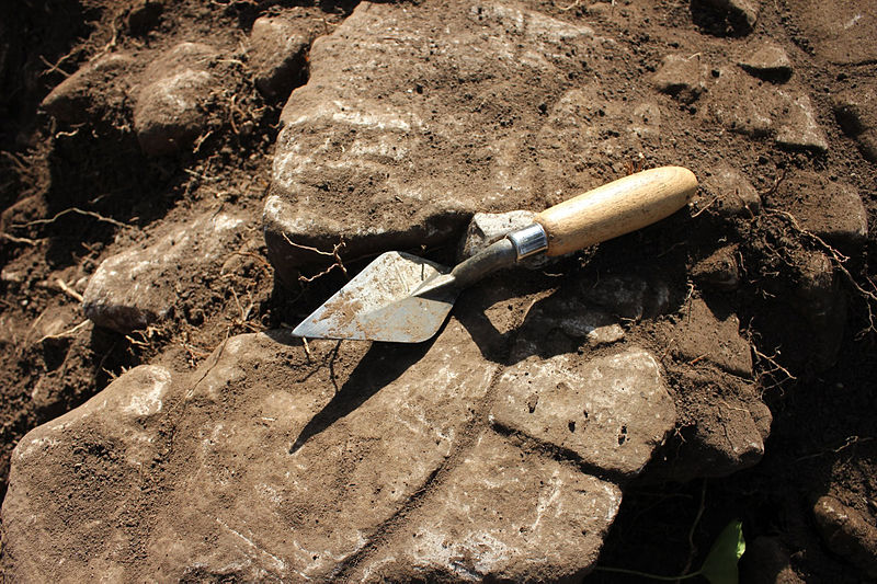 File:Archaeology Trowel.jpg