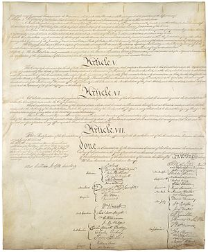 Constitution of the United States, page 4