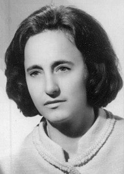 Elena Ceausescu portrait