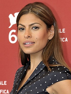 English: Eva Mendes at the 66th Venice Interna...