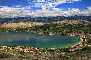 Croatia Pag town