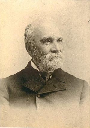William Heath Davis (1822-1909), early settler...