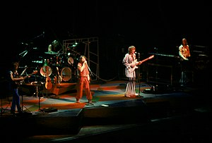 Yes concert, Indianapolis