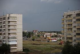 Stepnogorsk — Wikipédia