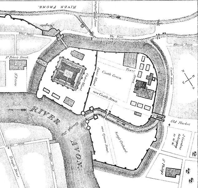 File:Bristol Castle plan ancient times.jpg